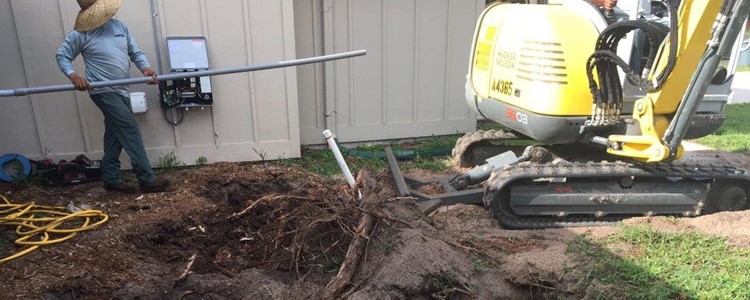 Customer explains experience converting from septic to City sewer