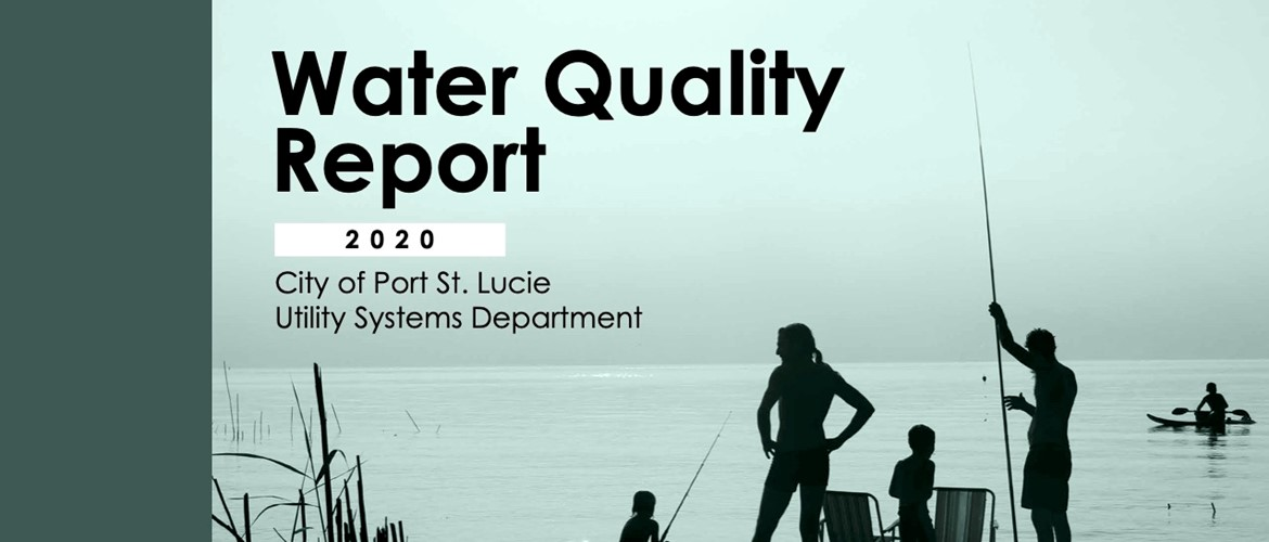 2020 Water Quality Report released